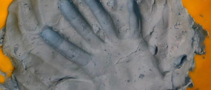 Impronta mano