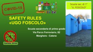 Foscolo Covid Rules