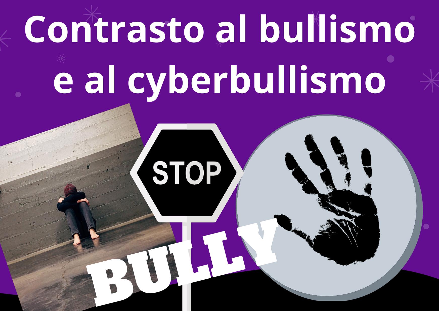 logo link Contrasto al bullismo e al cyberbullismo