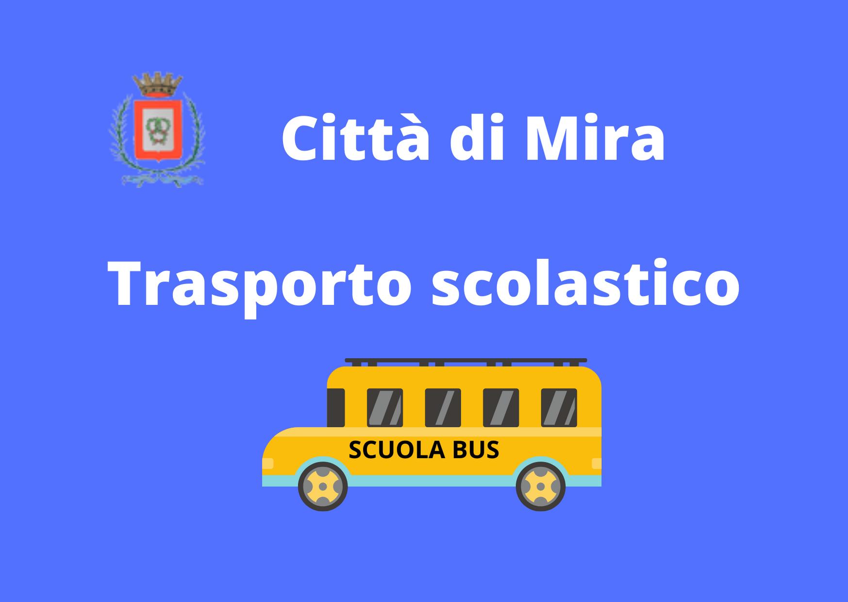 logo link TRASPORTO SCOLASTICO COMUNE DI MIRA
