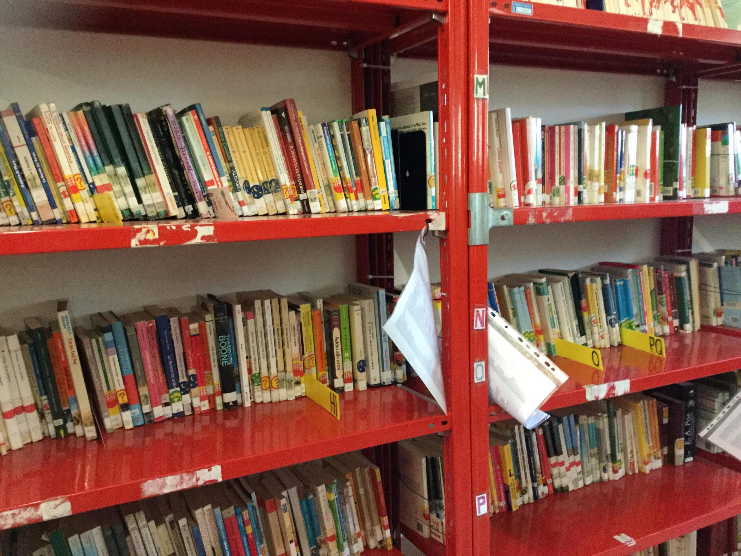 Biblioteca Foscolo