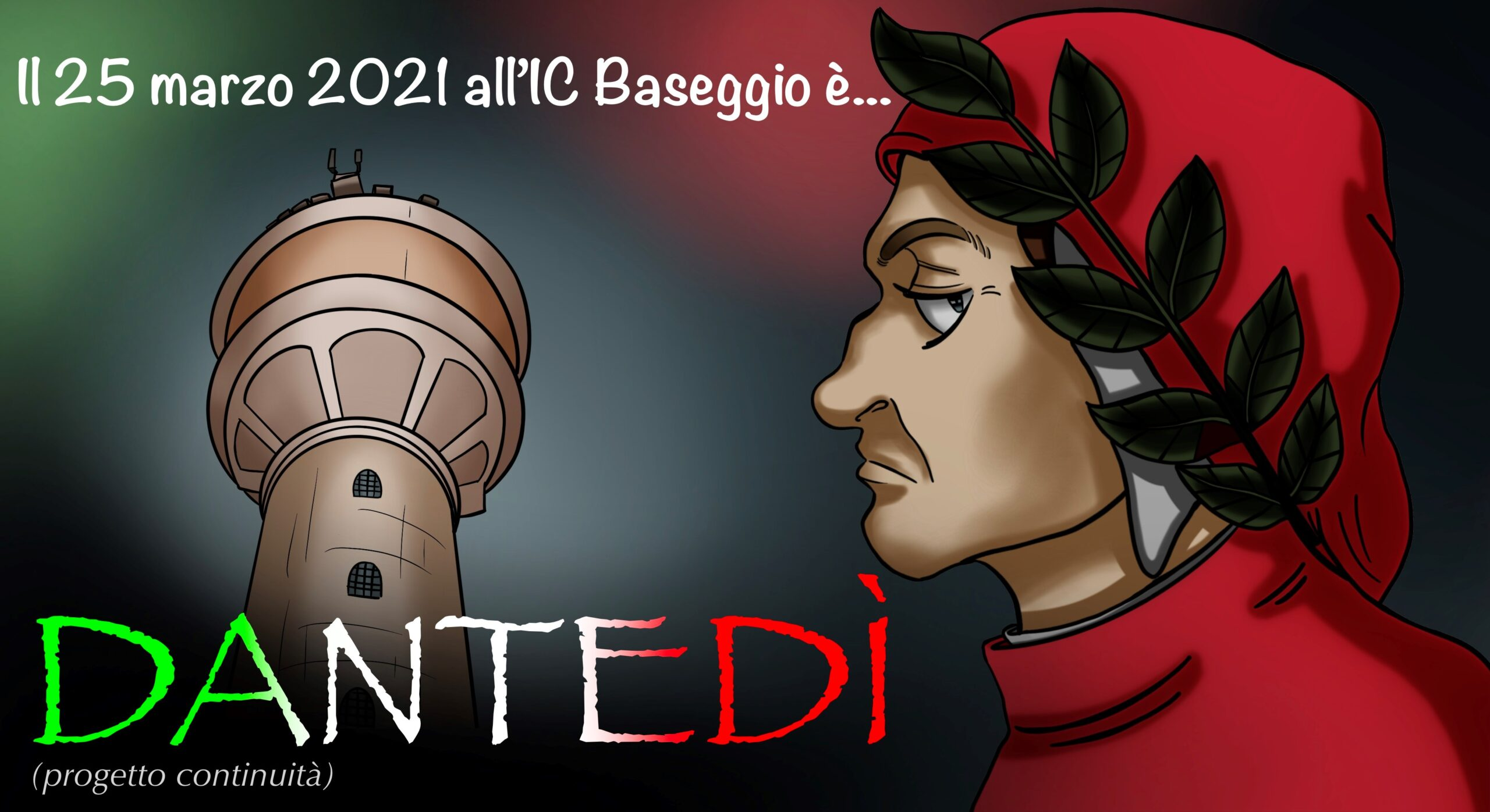 Copertina Dante