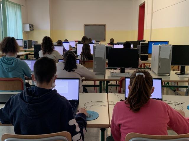 Malcontenta ICT lab