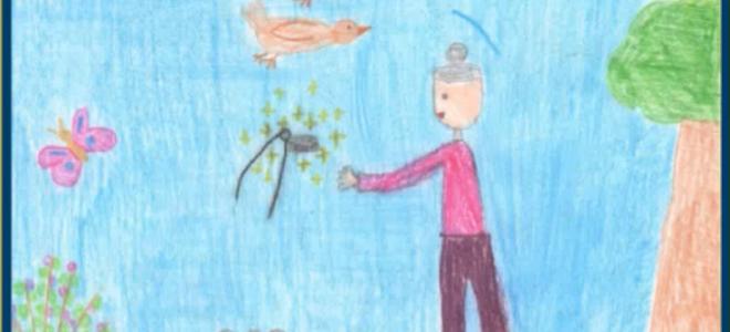 Copertina storia Max e la bussola magica